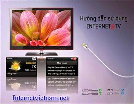 thông tin internet tv
