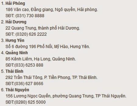 Địa Chỉ Bảo Hành FPT Telecom Trên Toàn Quốc 3