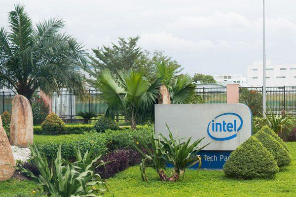 intel phát triển internet of things