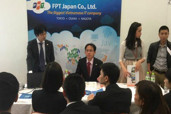 việc làm tại fpt japan cho sinh viên