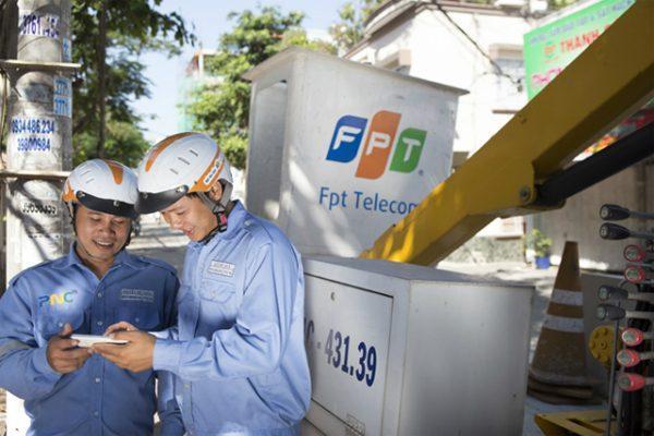 fpt telecom đầy tiềm năng phát triển