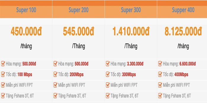 internet doanh nghiệp fpt Hồ Chí Minh
