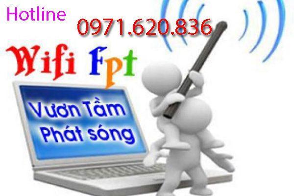 lắp mạng wifi fpt