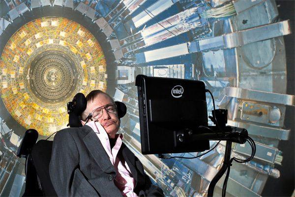 luận án tiến sỹ Stephen Hawking