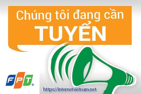fpt quận 12 tuyển dụng