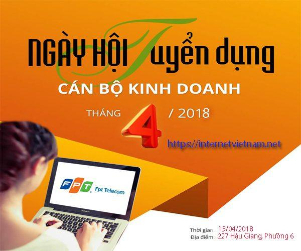 fpt quận 6 tuyển dụng