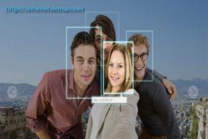nhận diện khuôn mặt trên facebook