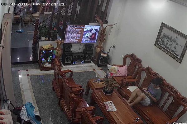 camera kiên giang