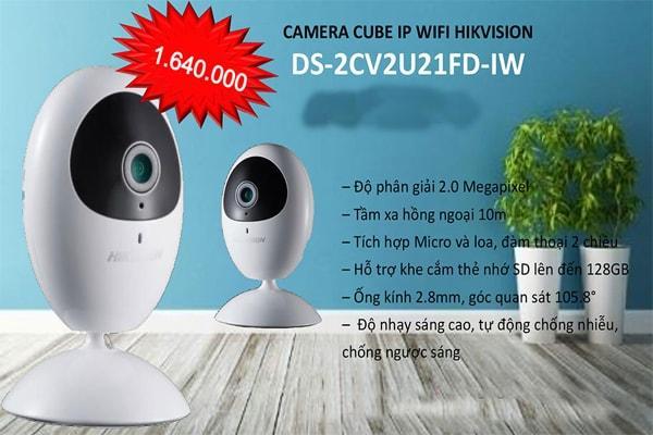 camera hikvision 1