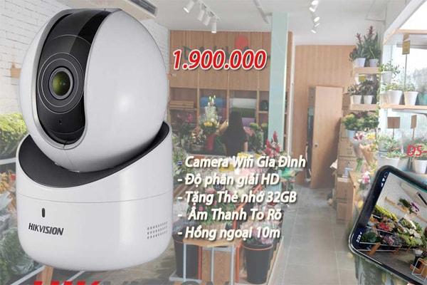 camera hikvision 3