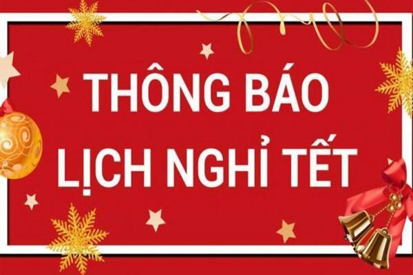 lịch nghỉ tết fpt