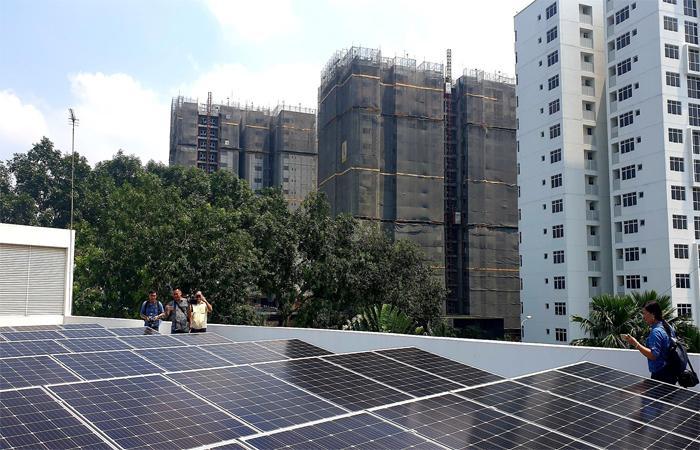 điện mặt trời bình dương 1