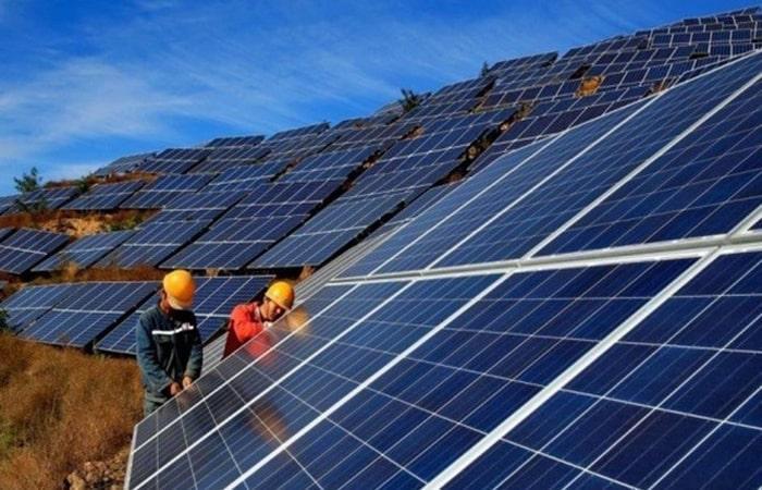 điện mặt trời hậu giang 1