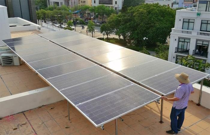 điện mặt trời cần thơ