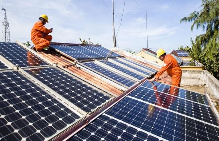 điện mặt trời Hải Phòng 1