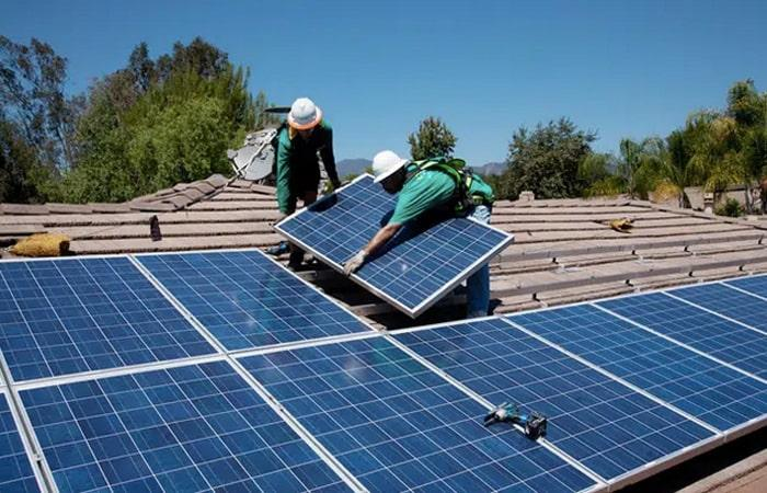 điện mặt trời Hoà Bình 1