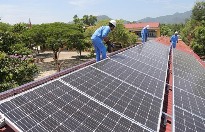 điện mặt trời Lào Cai 1