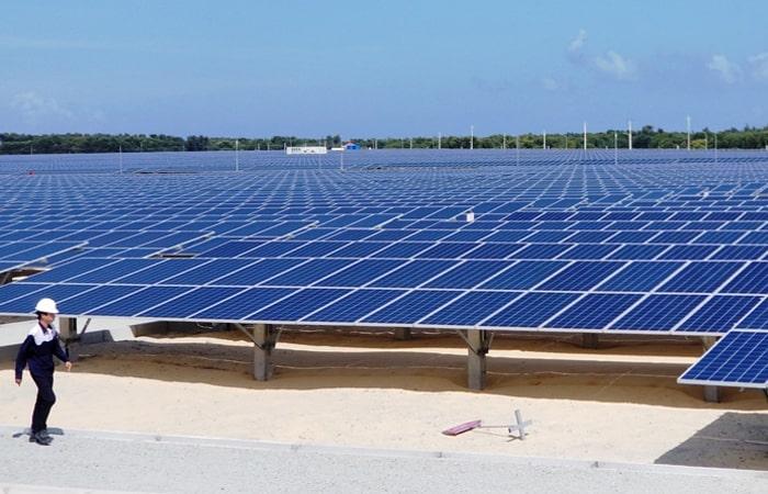 điện mặt trời ninh bình 1