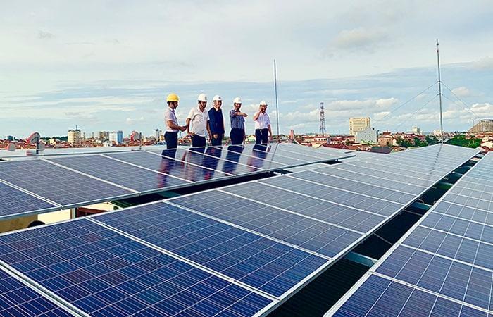 điện mặt trời Quảng Ninh 1