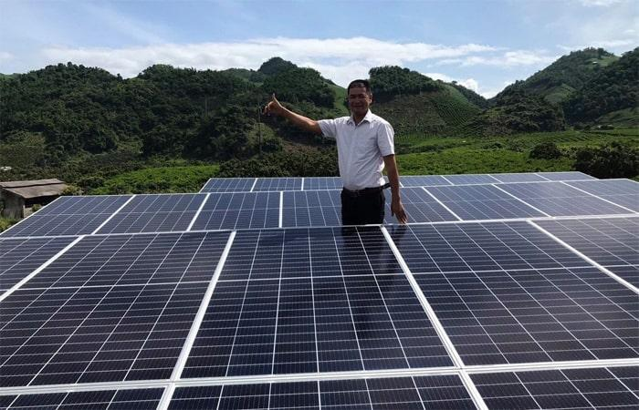 điện mặt trời Sơn La 1