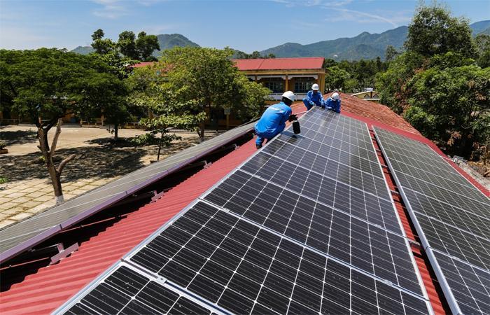 pin điện mặt trời