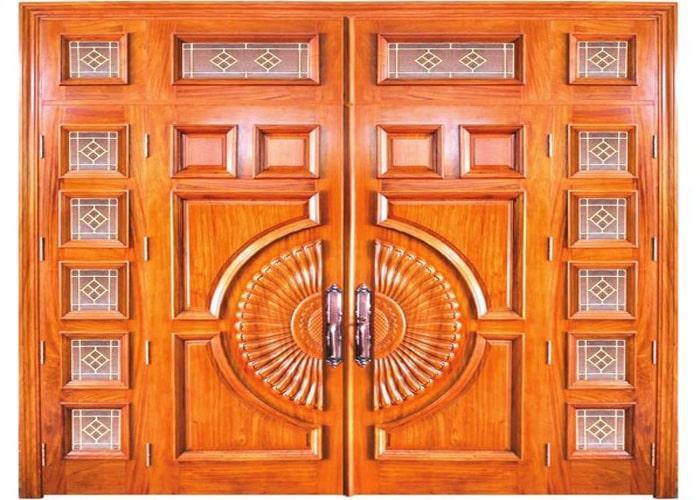 cửa gỗ đẹp 1