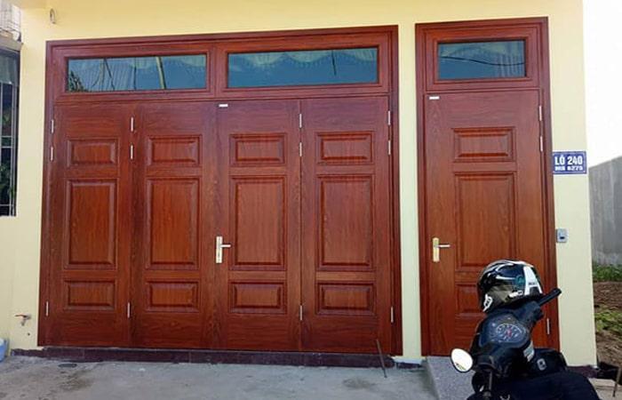 cửa gỗ đẹp 2