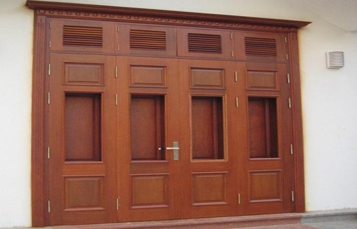 cửa gỗ đẹp 3