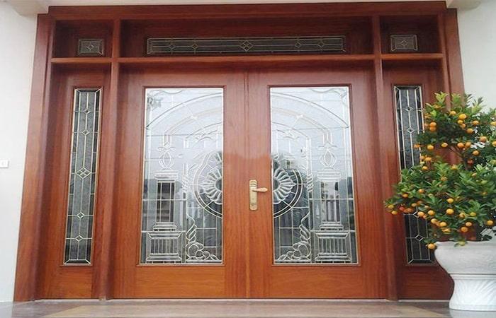 cửa gỗ đẹp 5